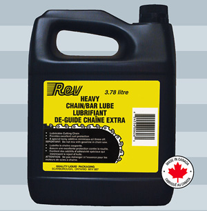 Rev Chainsaw Chain / Bar Lube